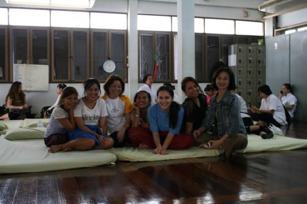 Курсы тайского массажа в тайланде